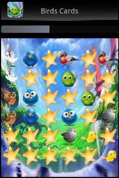 鸟类记忆卡游戏