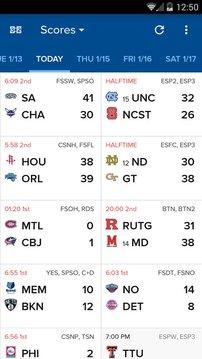 CBS SportCaster