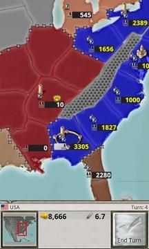 征服时代:北美争霸