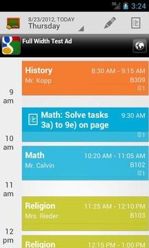 My Class Schedule(免费)