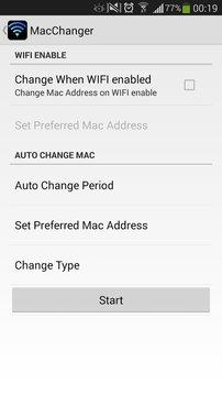 无线MAC转换