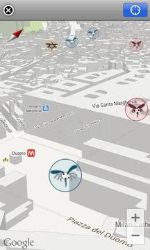 No More Mosquitoes Social GPS