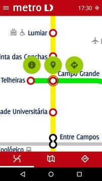 里斯本地铁