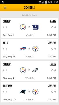 Steelers Gameday PLUS