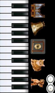 疯狂的钢琴声音免费