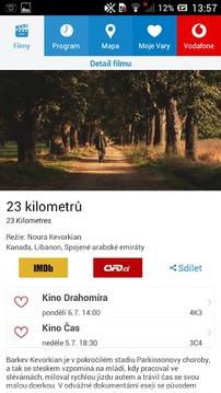 Vodafone KVIFF Guide 2015