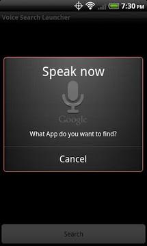 语音搜索启动器 Voice Search Launcher