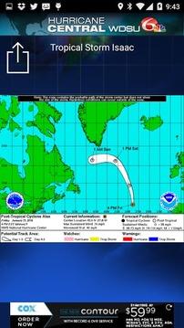 WDSU Hurricane Central