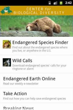 Species Finder