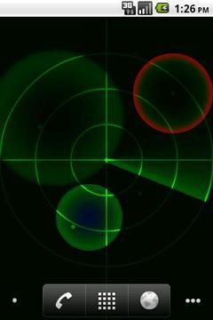 Radar Live Wallpaper