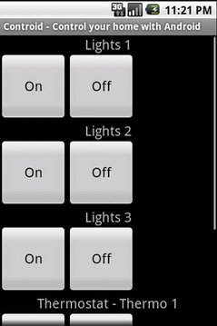 Controid - Home Automation