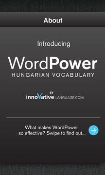 匈牙利语单词学习