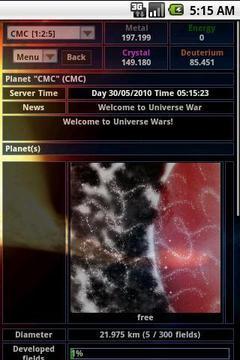 Universal War