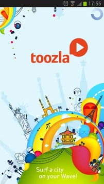 Audio guide Toozla