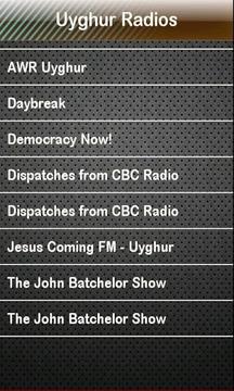 Uyghur Radio Uyghur Radios