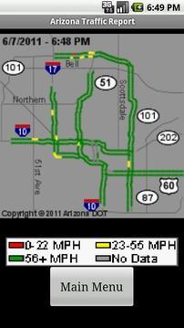 AZ Traffic Report