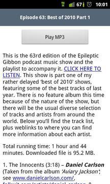 The Epileptic Gibbon Podcast