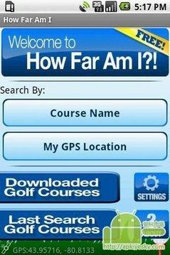 我打了多远?-免费高尔夫GPS