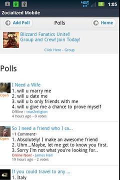 Meet, Chat, Flirt - Zocialized