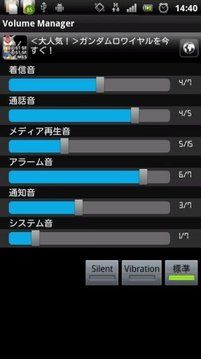 Volume Manager