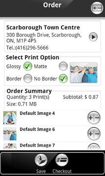 Black's Photo Print App