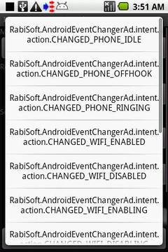 Android Event Changer Ad