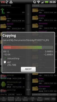 文件管理器:File manager / commander