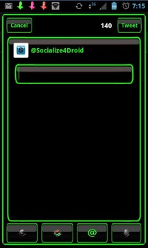 Green Socialize for Twitter