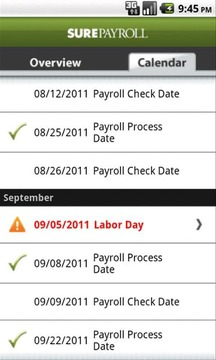 Mobile Payroll by SurePayroll