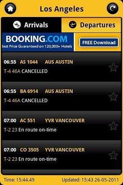Flight Times US