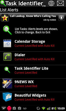 Task Identifier Lite