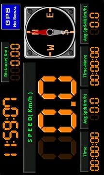 자전거 계기판 Beta (속도계, 자동차 HUD)