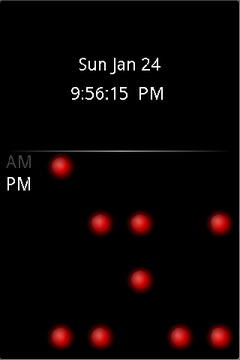 Binary Clock Lite