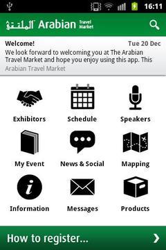 Arabian Travel Market 2013