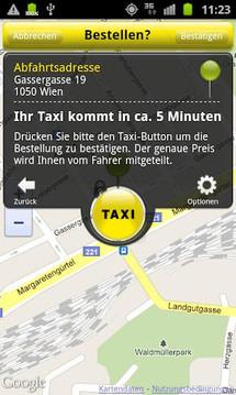 Löwen-Taxi