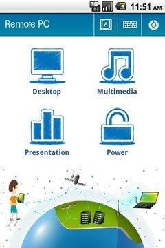 Bluetooth Remote PC