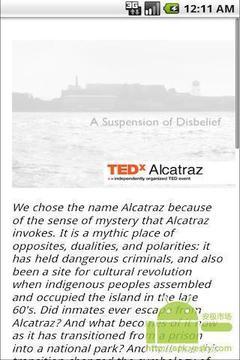 TEDxAlcatraz2010
