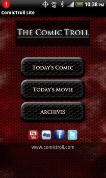 ComicTroll Comics Lite
