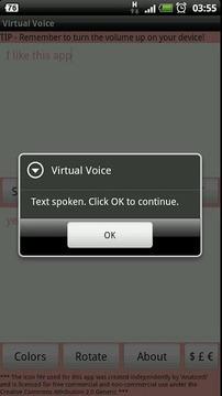 Virtual Voice