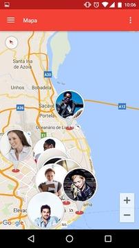 Vodafone Radar