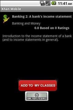 Khan Academy: Pocket Classroom