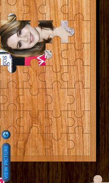 Selena Gomez Jigsaw HD