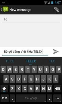 Bộ gõ Tiếng Việt trên ICS/JB
