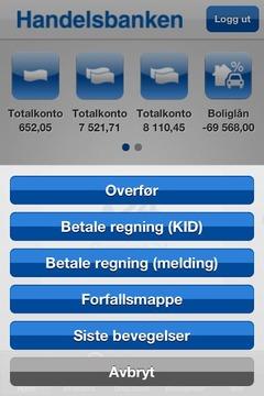Handelsbanken NO - Mobilbank