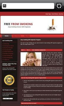 Free From Smoking - Hypnosis