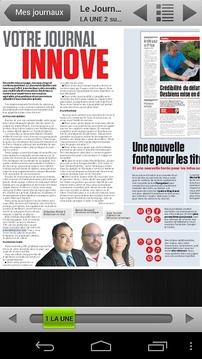 Journal de Québec – Édition E