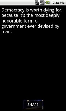 Reagan Quoter