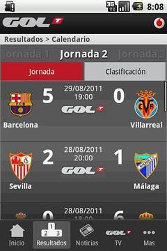 Gol T - Futbol