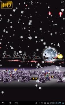 圣诞动态壁纸