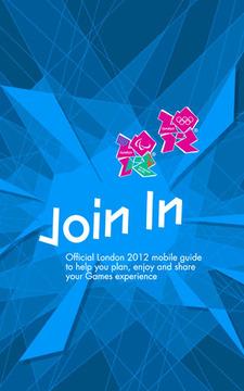 2012伦敦奥运会官方Join In应用